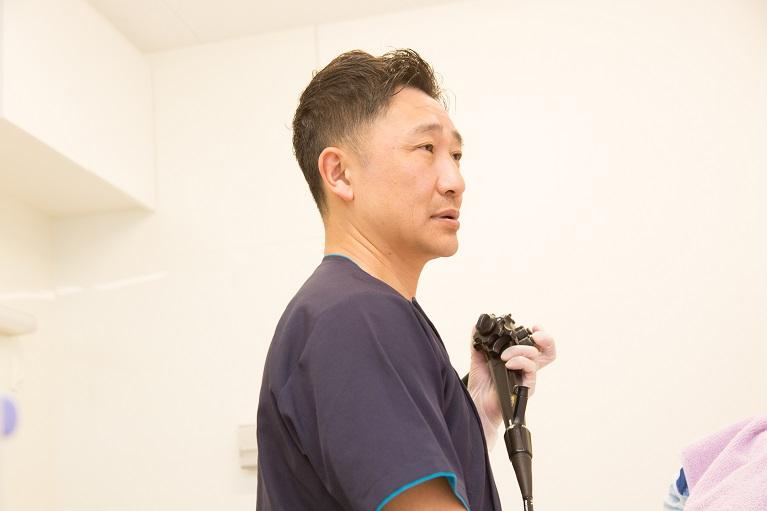 大腸内視鏡検査ドックなら京都の金光診療所