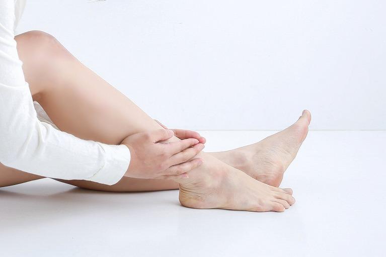 足首・足の痛み