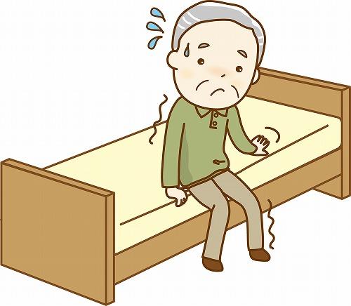 骨粗しょう症と寝たきり