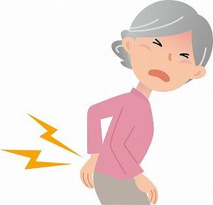 比較的軽度の骨粗しょう症の症状