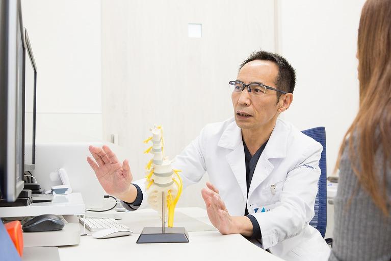 専門医による検査を受けましょう!