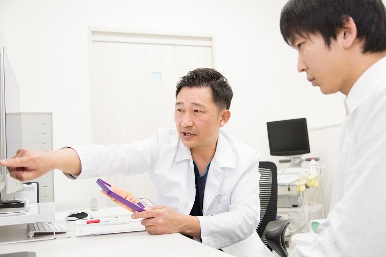 胃カメラ・大腸カメラドックなら京都の金光診療所へ