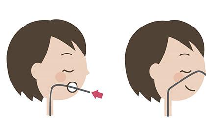 経口と経鼻による胃カメラ検査が選択できる