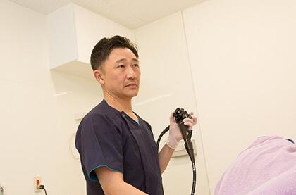 忙しい…という方には「胃カメラ」と同日で大腸カメラも可能